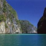 Pileh, Phi Phi Le île